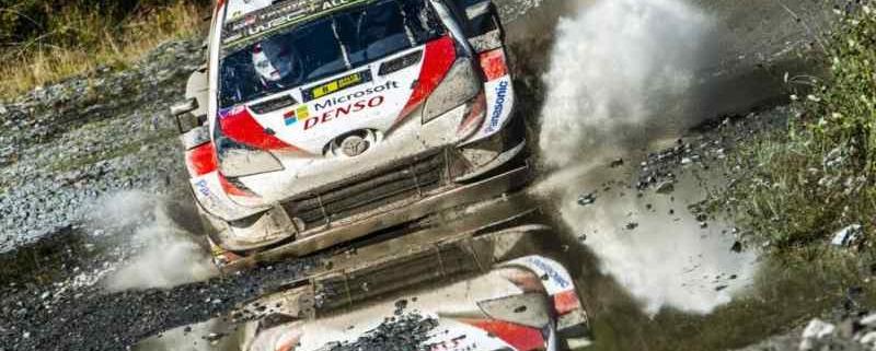 Il Rally di Irlanda vuole il WRC
