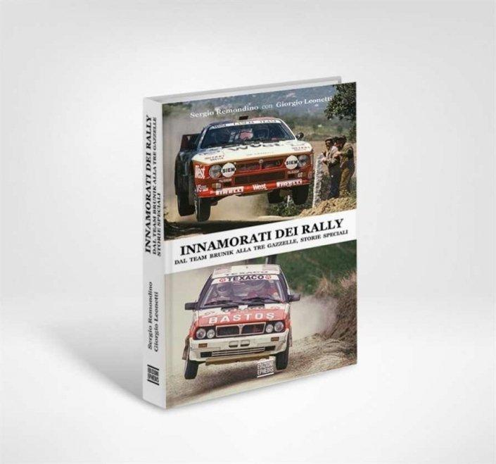 Il libro Innamorati dei Rally di Sergio Remondino