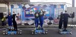 Il podio del Rally del Tirreno 2021