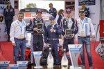 Il podio di Rallylegend 2019
