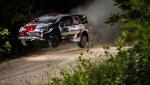 Kalle Rovanpera, day 2 Rally Estonia 2021
