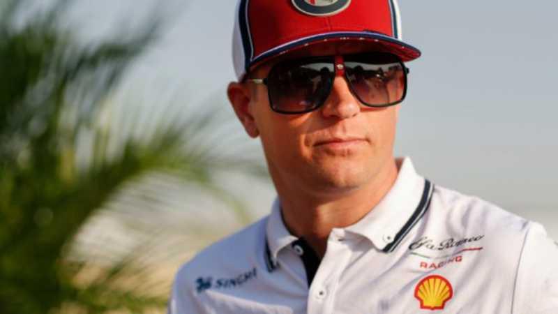 Kimi Raikkonen sonda Red Bull e Toyota per il WRC