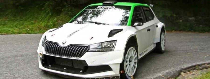 WRC2, Kris Meeke torna nel Mondiale con Skoda