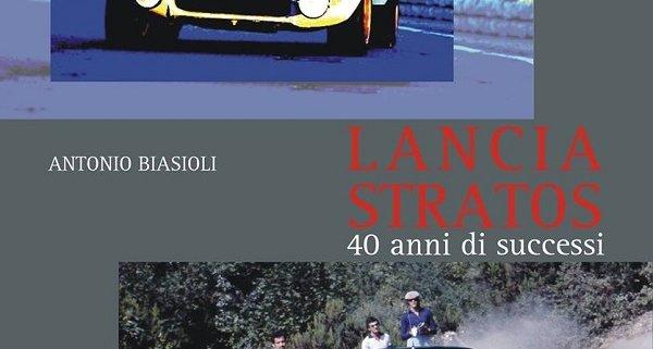 Lancia Stratos 40 anni