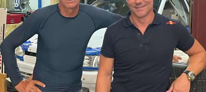 Loeb-Elena vs Delecou-Guigonnet al Mont Blanc