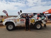 Carcheri e Musi arrivano in fondo alla Dakar Classic