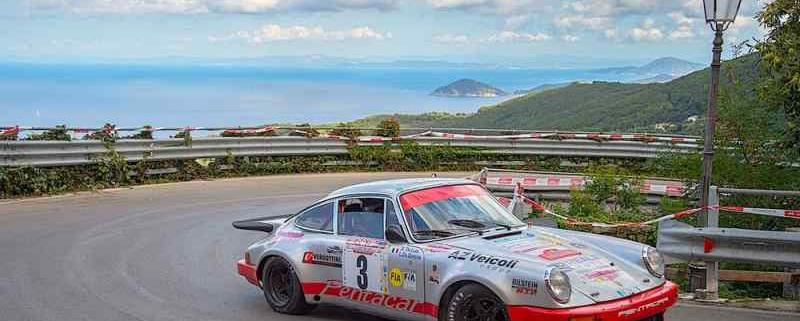 Lucio Da Zanche Rally Elba
