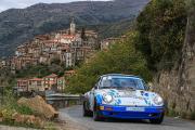 Lucio Da Zanche, Rally Sanremo Storico 2021