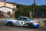 Lucio Da Zanche, rally Alpi Orientali Historic 2020