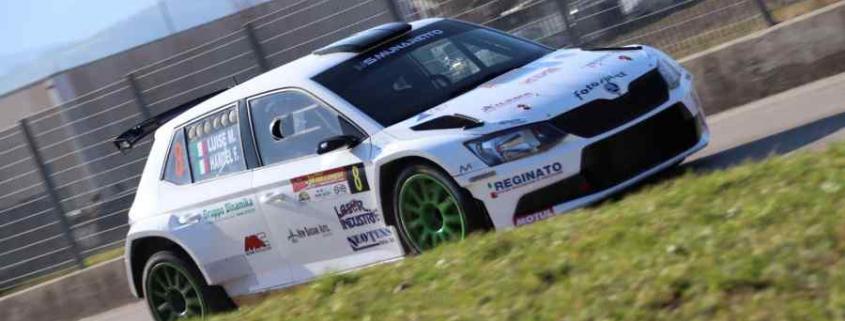 Marco Signor, Rally Bellunese 2021