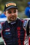 Mattia Targon nella Coppa Rally Terza Zona