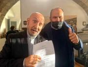 Max Rendina e Maurizio Battista