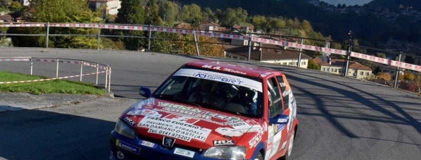 Al via dal Lana la Michelin Rally Cup 2020