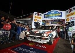 Miki Biasion al Rallylegend 2019