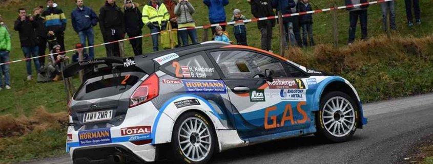 Mitropa Cup: saltano Lavanttal e Rebenland Rally