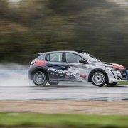 La nuova Peugeot 208 Rally 4