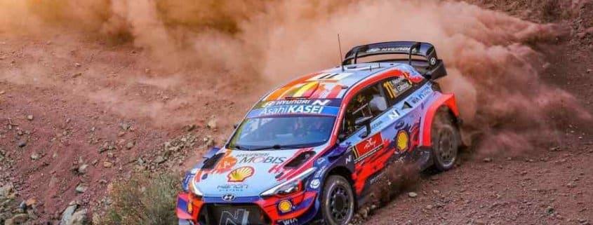 I piloti del WRC chiedono vetture distanziate di 5 minuti sulla terra