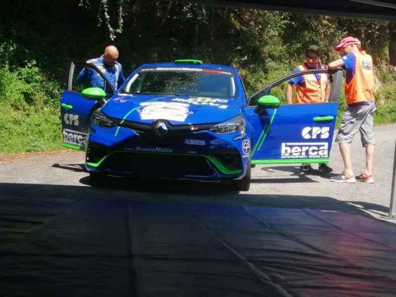 Nuova Clio Rally Scacco Matto 2