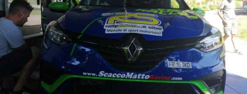 A Prascorsano il debutto italiano della nuova Clio Rally