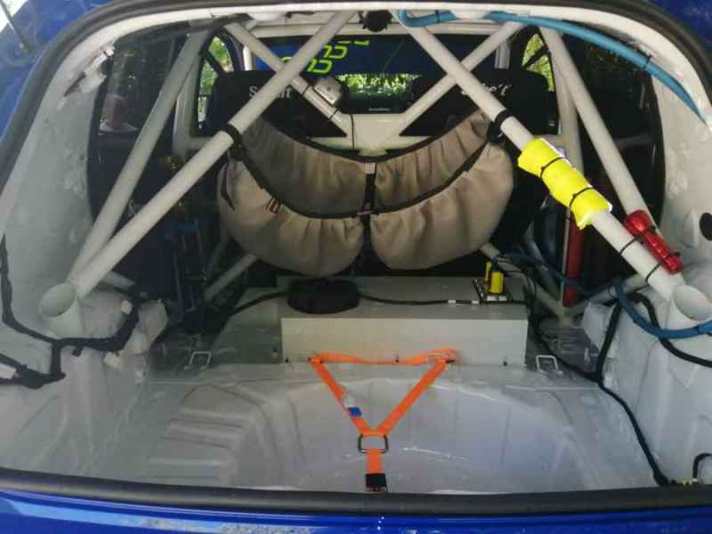 Nuova Clio Rally Scacco Matto 6