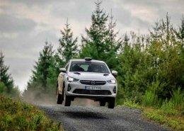 Opel Corsa Rally4: finalmente l'ora dei primi test
