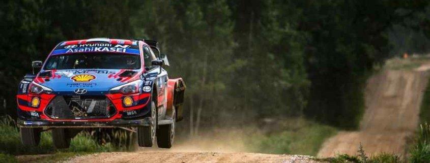 Ott Tanak, Rally di Estonia 2020