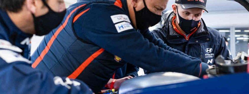 Rally MonteCarlo: Tanak cerca feeling con le gomme