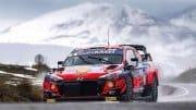 WRC, MonteCarlo: Tanak non sbaglia e Ogier si difende