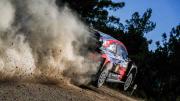 Ott Tanak, Rally Italia Sardegna 2021