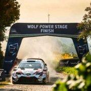 Ott Tanak vince il Rally di Germania