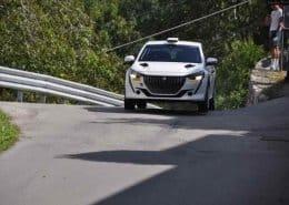 Al Ciocco debutta la Peugeot 208 Rally4 con Ucci-Ussi
