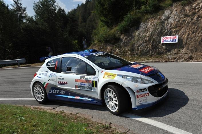 Paolo Andreucci, Rally San Martino di Castrozza 2011