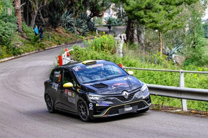 Paolo Andreucci, Rally Targa Florio 2021