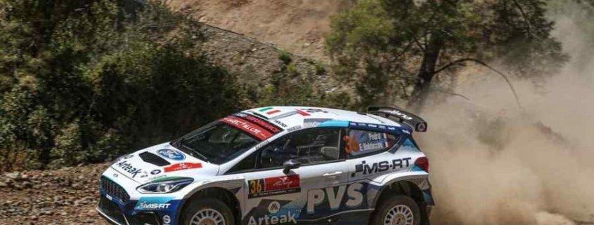RIS 2020: Pedro con la Fiesta WRC Plus sulle PS della Sardegna