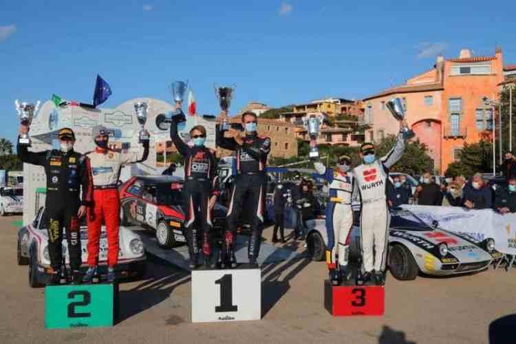 CIRTS: in Costa Smeralda dominio e vittoria di Lucky-Pons