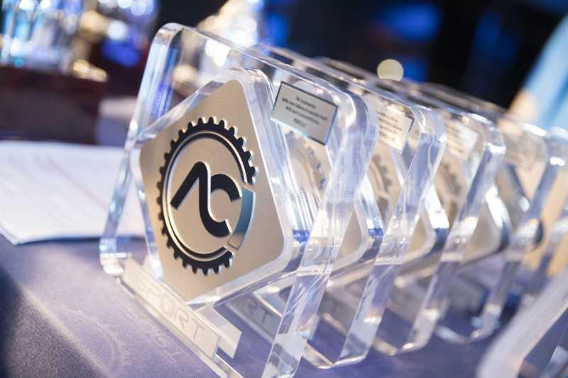 La premiazione Aci Sport si tiene a Monza