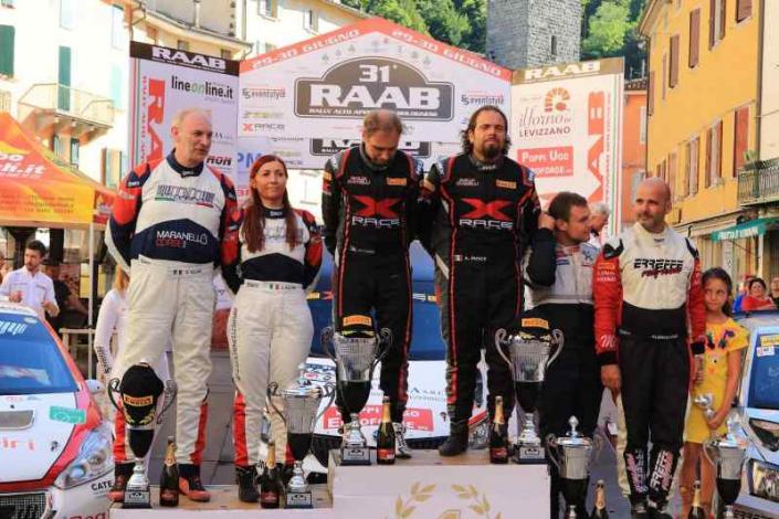 Rally Alto Appennino Bolognese