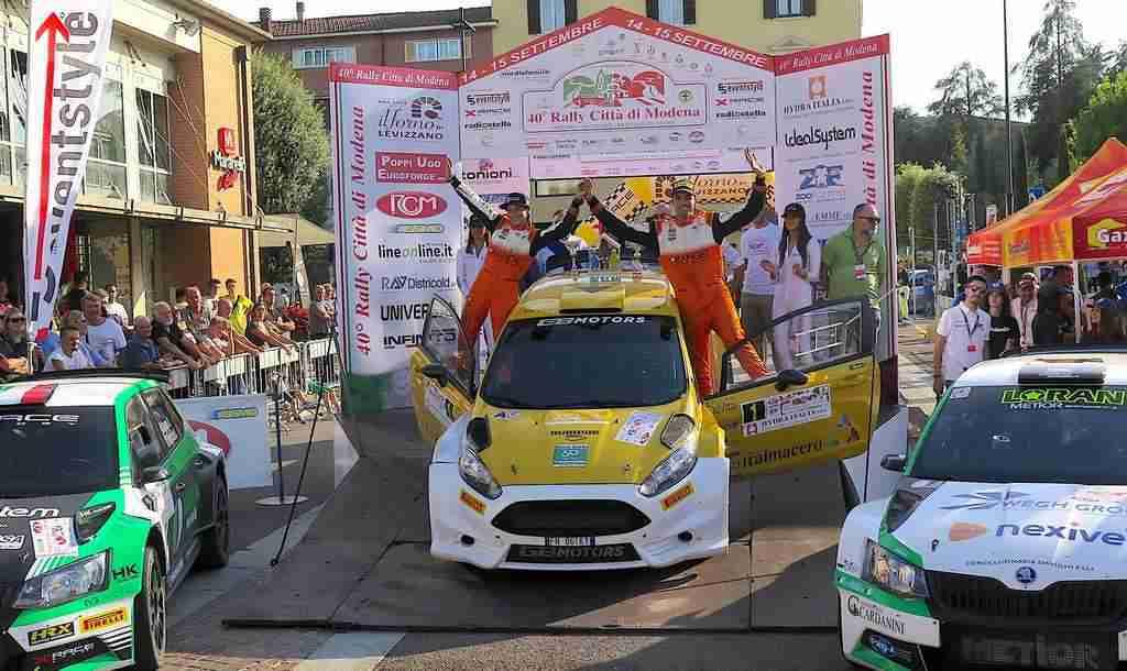 Rally Citta di Modena 2019