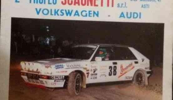 Il 26 agosto 1979 parte il primo Rally Valli Vesimesi