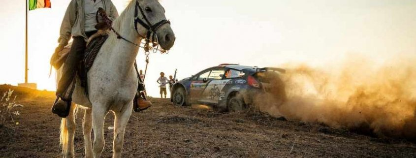 WRC, Rally del Messico: shakedown replay (VIDEO)