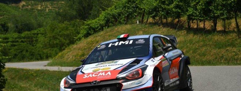 Rally della Marca si ritira di Corrado Fontana