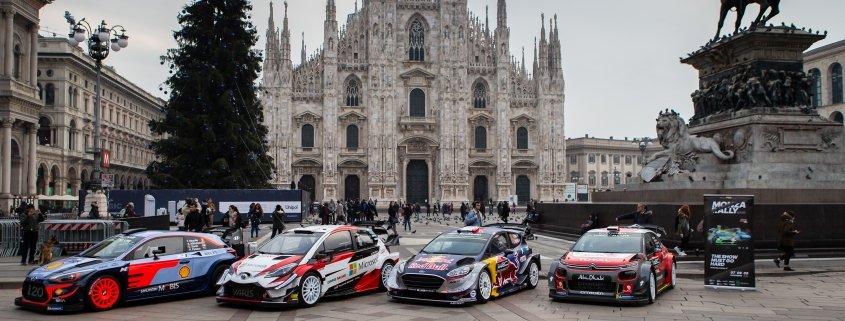 Il Rally di Monza perde Como: si guarda a Bergamo e Pavia