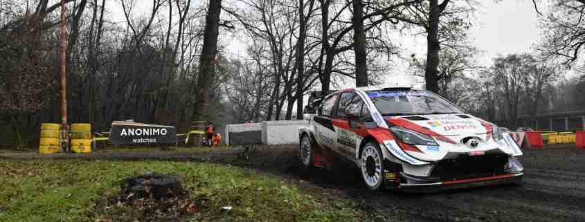 Rally di Monza WRC