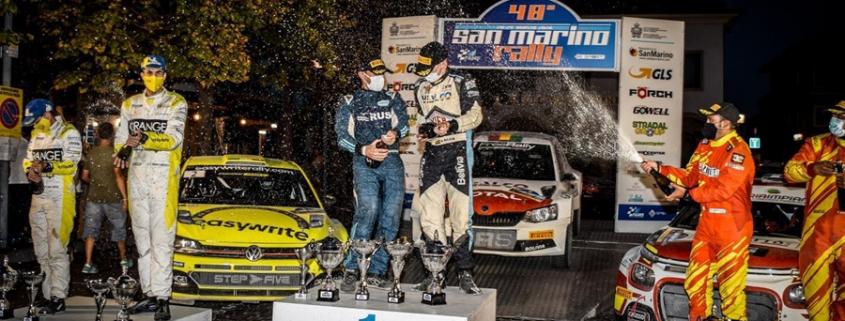 Rally di San Marino 2020