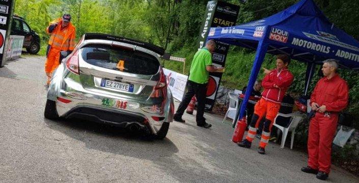 Ufficiali di gara al Rally della Carnia