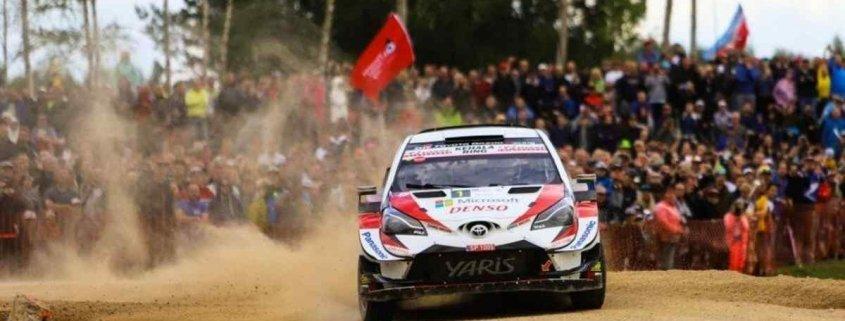 Il Rally di Estonia vuole entrare a tutti i costi nel Mondiale Rally