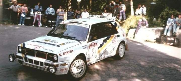 Renato Fruzzetti, un pezzo di storia dei rally in Toscana