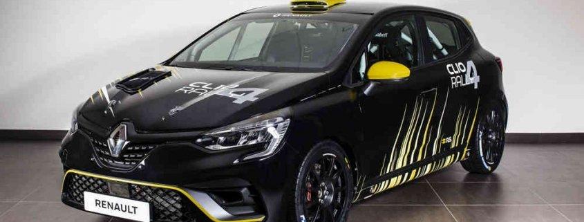 Svelata la Renault Clio Rally4: un vero capolavoro