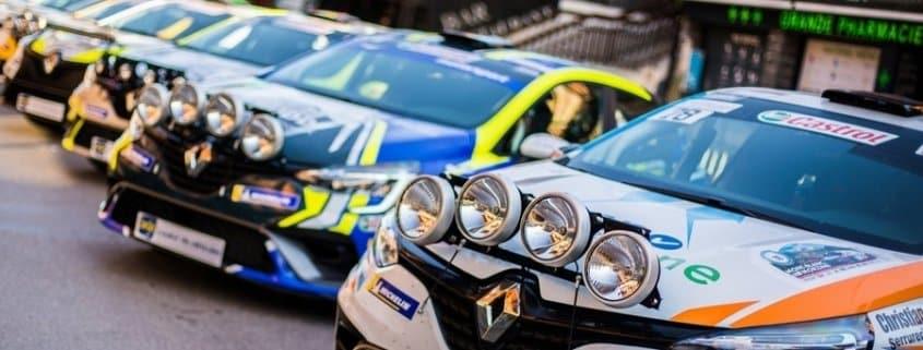 Renault annuncia il lancio della Clio Rally4