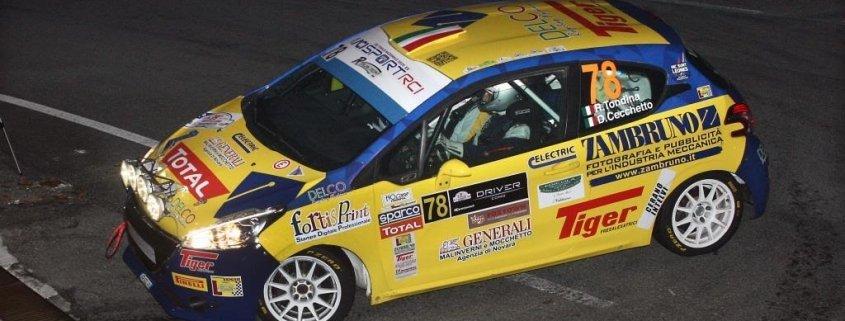 Riccardo Tondina: il ragazzo del Trofeo Peugeot